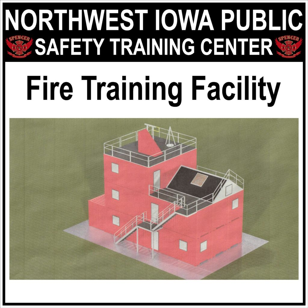 Fire Facility 1 Sign (30x30) Proof