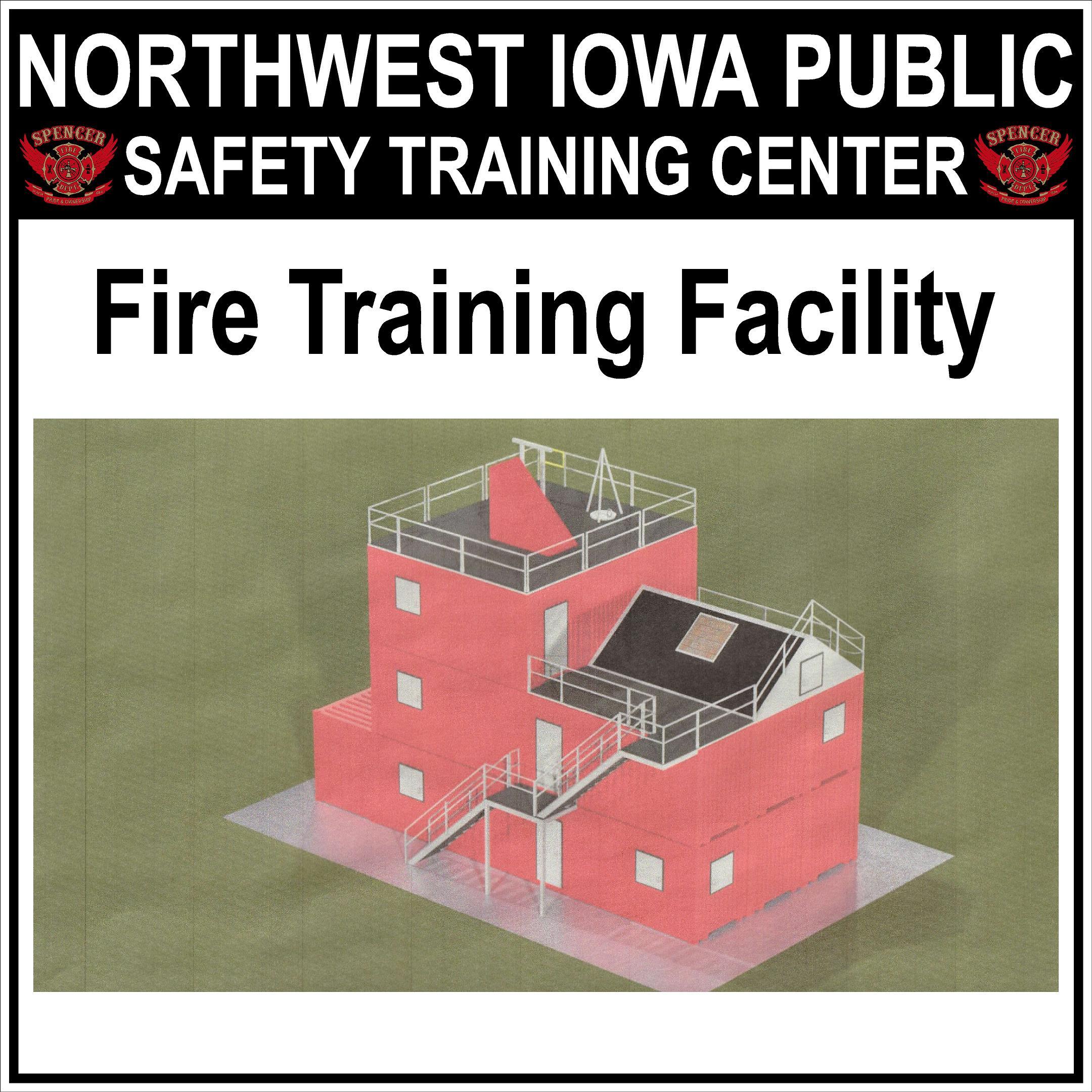 Future Northwest Iowa Public Training Center