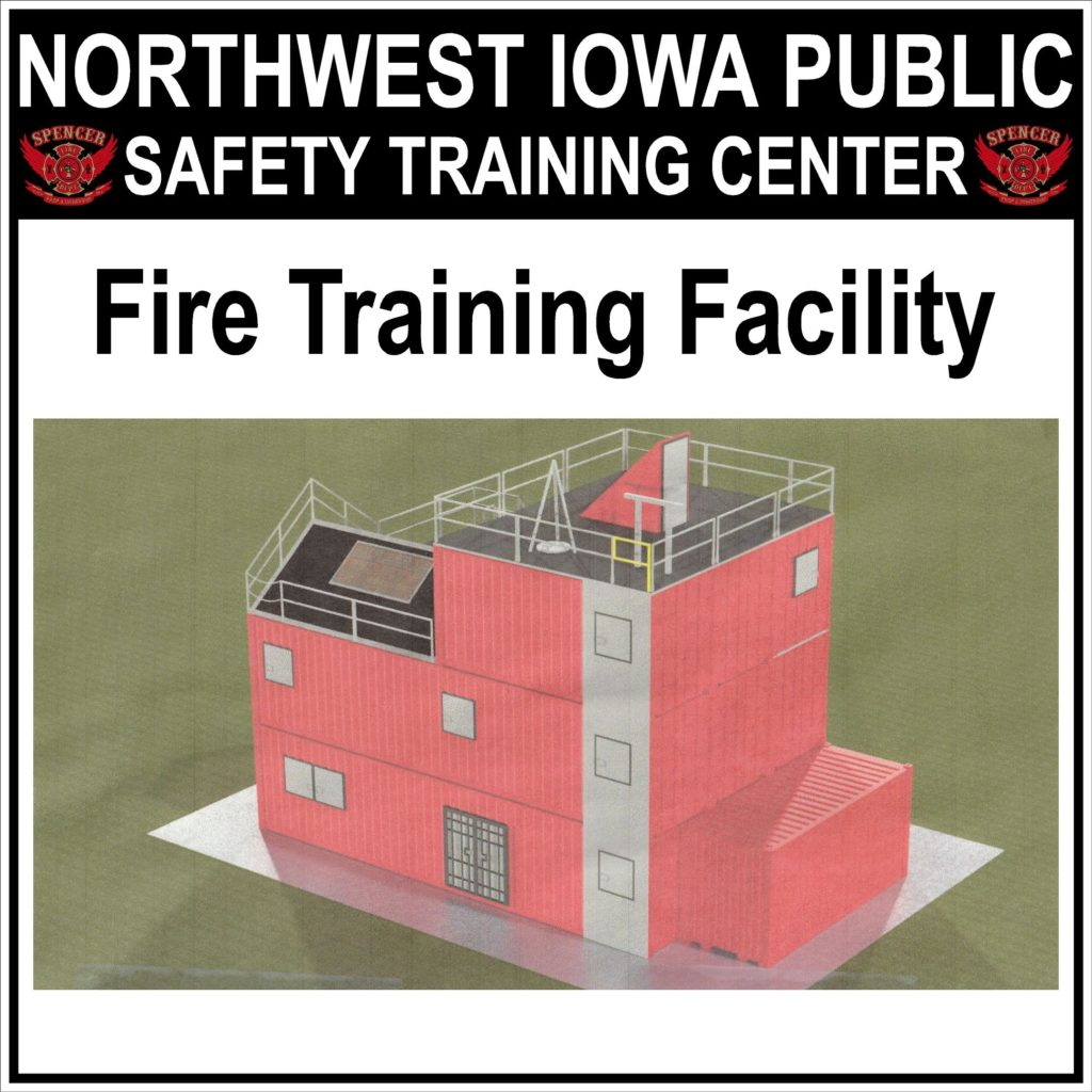Fire Facility 2 Sign (30x30) Proof